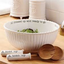 Salad Bowl & Servers collection with 1 products