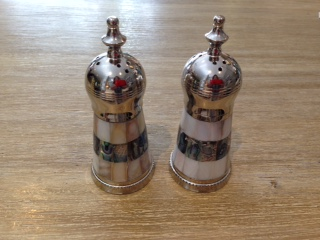 $47.50 Salt & Pepper - Wellfleet