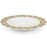 Soup Bowl Tempio Luna Gold collection with 1 products