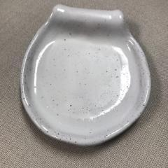 $24.50 Spoon Rest Simply White