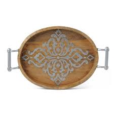 GG Collection   Tray - Oval Large  $218.50