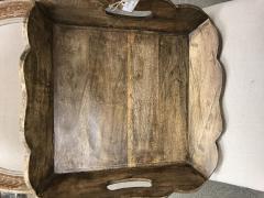 $54.00 Tray Wood