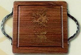 Maple Leaf at Home   Board Walnut 14X14 $159.00
