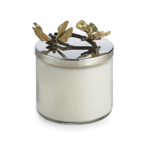 $60.00 Butterfly Ginko Candle