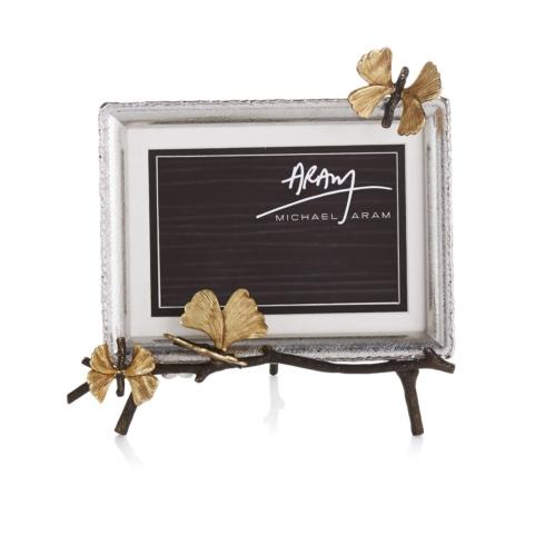 $165.00 Butterfly Ginko Easel Frame