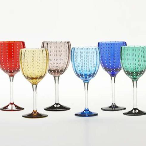 Perle White Champagne Flute collection with 1 products