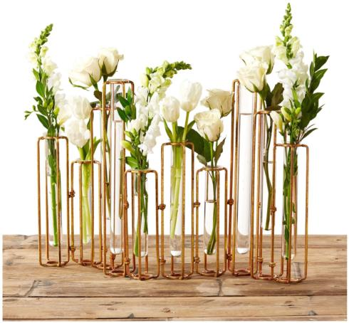 Two\'s Company   Tall Hinged Vase $165.00