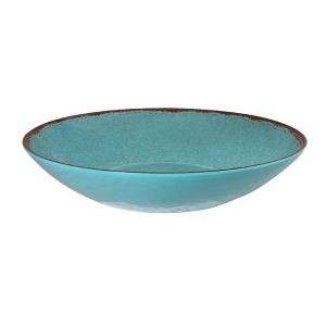 Turquoise Oval Serving Bowl  collection with 1 products