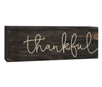 $38.00 Thankful Sign