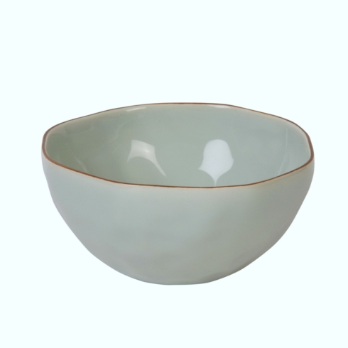 Skyros Designs   Cantaria Salad Bowl Sheer Blue  $31.00