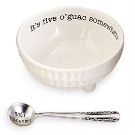 Mudpie   Mud Pie Guacamole Dip Set  $22.00