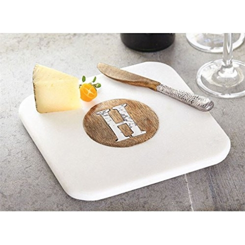 Mudpie   Initial Cheese Board Set  $28.50
