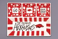 $46.95 Arkansas Section Platter Tray