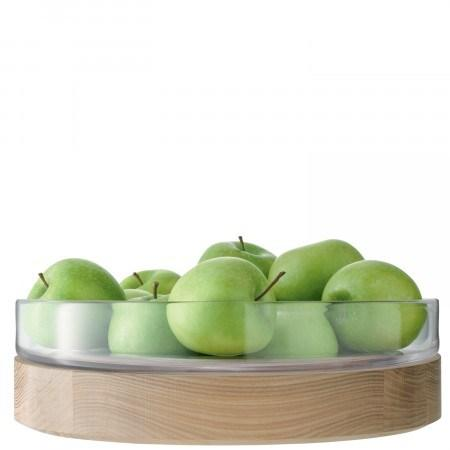 LSA International   LOTTA - Bowl & Ash Base $176.00