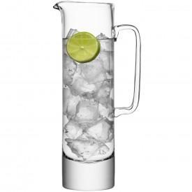 LSA International   BORIS - Glass Pitcher  $84.00