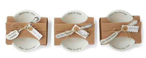 Mudpie   Dip Dip Bowl Sets  $20.00