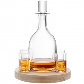 LSA International   Decanter Drinking Set  $182.00