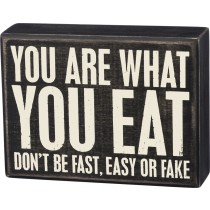 You Are What You Eat  collection with 1 products