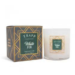 Trapp   TRAPP Fir Large Holiday Candle  $33.00