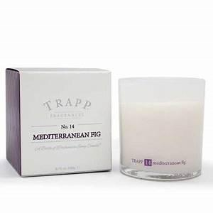 Trapp   Mediterranean Fig Large Candle  $33.00