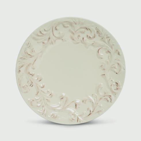 """$85.00 8.5"""" D Acanthus Set of 4 Salad  Plates"""