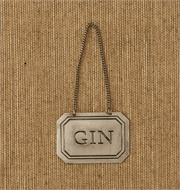 Decanter Tag - Gin collection with 1 products