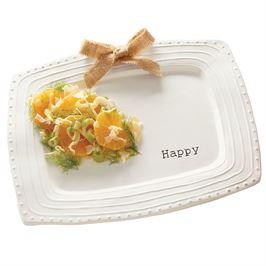 Mudpie   Happy Platter  $30.95