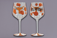Longhorn Stemmed Wine Glass  collection with 1 products