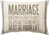 Marriage Pillow  collection with 1 products