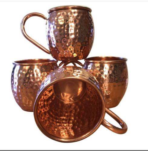 Copper Mules Set of 4  collection with 1 products