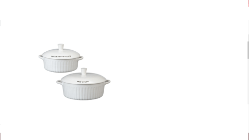 $74.95 Covered Casserole Set