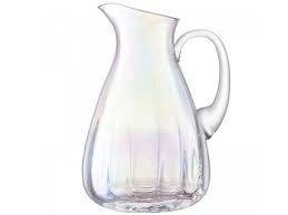 LSA International   Pearl Water Pitcher  $65.00