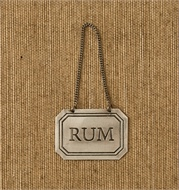Decanter Tag - Rum collection with 1 products