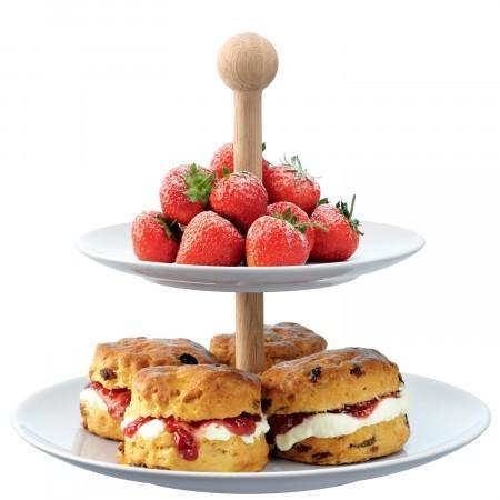 Tiered Cake Stand  collection with 1 products