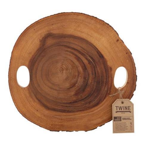Personalized Tree Stump Handle Tray  collection with 1 products