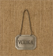 Decanter Tag - Vodka collection with 1 products
