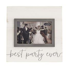 Mudpie   Best Party Ever Frame $22.50