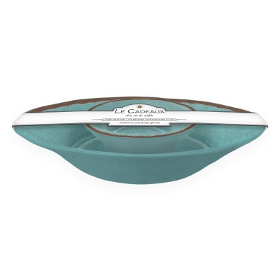 Turquoise Chip & Dip Set  collection with 1 products