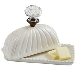 Door Knob Butter Dish  collection with 1 products