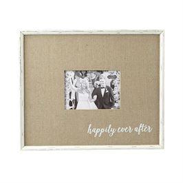 Mud Pie   Keepsake Signable Wedding Frame  $39.95