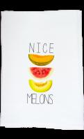 Knollwood Lane   Nice Melons Dish Towel  $11.95