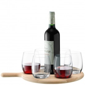 Wine Paddle with Glasses  collection with 1 products