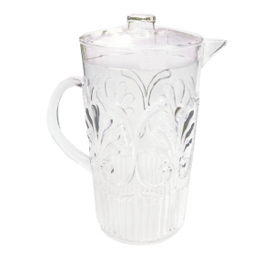 Fleur Clear Pitcher  collection with 1 products