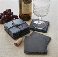Slate Coasters Set of 4  collection with 1 products
