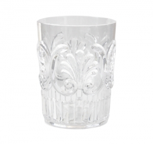 Fleur Clear Small Tumbler  collection with 1 products