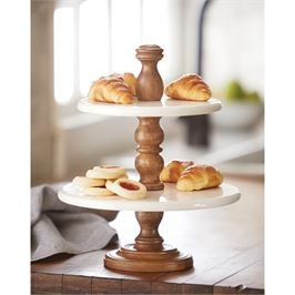 Two Tier Pedestal Stand  collection with 1 products