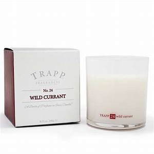 Trapp   Wild Currant Large Candle  $33.00