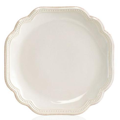 Lenox  Casual Dinnerware Frch Perle Bead White Salad Pl $19.50