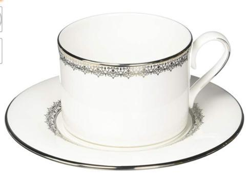 Lenox  Fine China Lace Couture Cup & Saucer $67.50