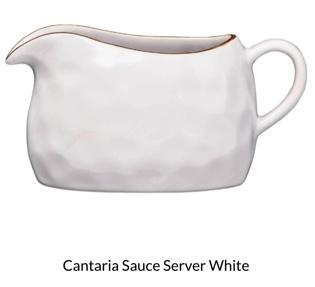 $65.00 Cantaria Sauce Server